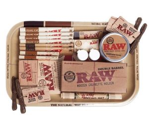 are raw papers hemp?