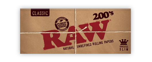 RAW Classic Creaseless Kingsize Slim gotblunt