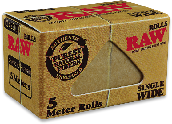 RAW Classic Single Wide Rolls gotblunt